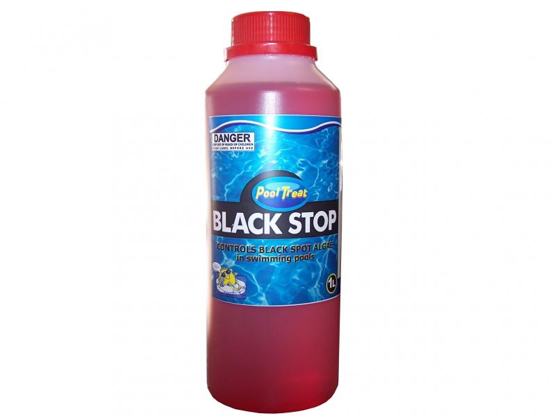 Hamilton Chemicals Pool Treat Algae Black Stop